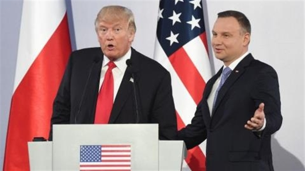 Mỹ-Ban Lan tập trận chung để cảnh báo NATO?