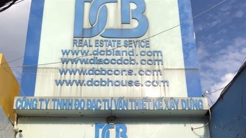 Khách hàng tố bị lừa liên quan tới Công ty DCB