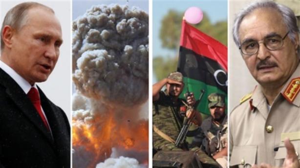 Chiến sự Libya: Người Thổ tự tin hơi sớm...