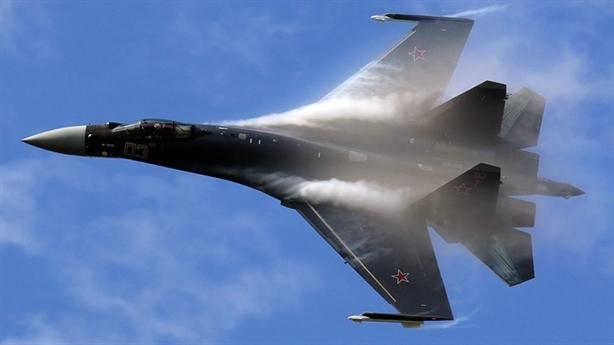 Máy bay Nga phóng tên lửa thẳng đứng kiểu gì?