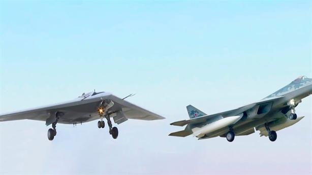 So sánh với F-117, chuyên gia Mỹ khen thật Okhotnik?