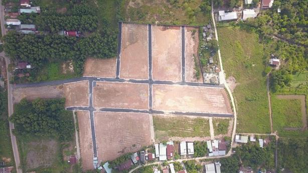 Đồng Nai xử lý nóng dự án phân lô bán nền