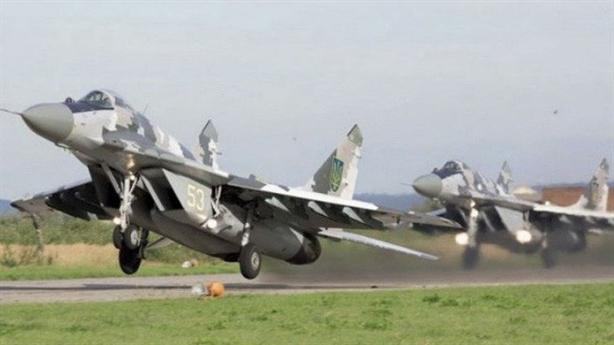 Cả phi đội MiG-29 Ukraine biến mất bí ẩn
