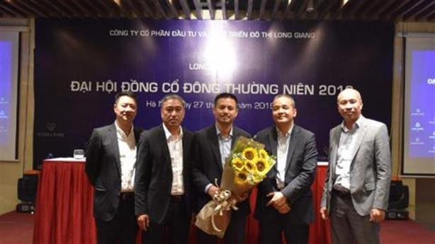 Cục Thuế Hà Nội tiếp tục cưỡng chế Long Giang Land