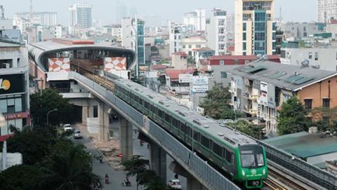 Bộ GTVT vẫn chưa chốt ngày vận hành đường sắt Cát Linh