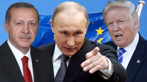 Mỹ-Thổ bắt tay ở Libya: Vẫn cần ngài Vladimir đáng kính