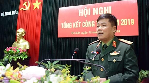 Thủ tướng bổ nhiệm loạt nhân sự cao cấp Bộ Quốc phòng