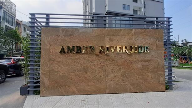 Rủi ro tính mạng tại dự án Amber Reverside
