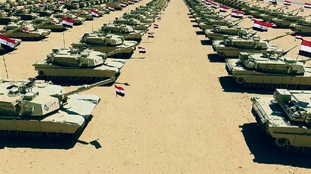 Libya nóng bỏng: Ai Cập gửi quân đội tới tham chiến