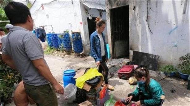 Cháy nhà 3 người chết: Nghi phạm trốn cách hiện trường 120km