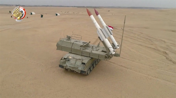 Ai Cập bất ngờ cảnh báo bắn hạ máy bay Nga