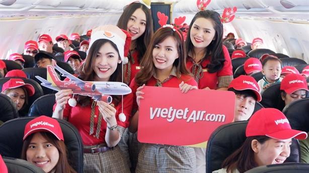 Vietjet khai thác trở lại tại sân bay Phuket từ ngày 13/06/2020