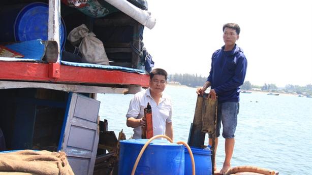 Việt Nam lên tiếng vụ tàu ngư dân bị tàu TQ đâm