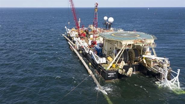 Đức lo Mỹ trừng phạt cơ quan Chính phủ vì Nord Stream-2