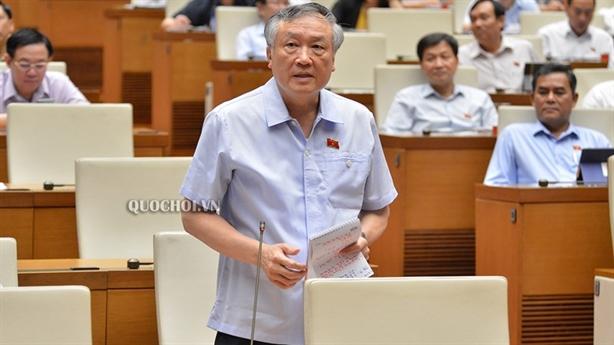 Chánh án Nguyễn Hòa Bình nói gì về vụ Hồ Duy Hải