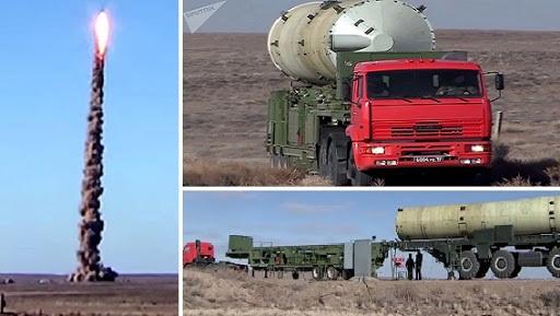 Tổng thống Putin: Nga có vũ khí chặn đứng đòn siêu thanh