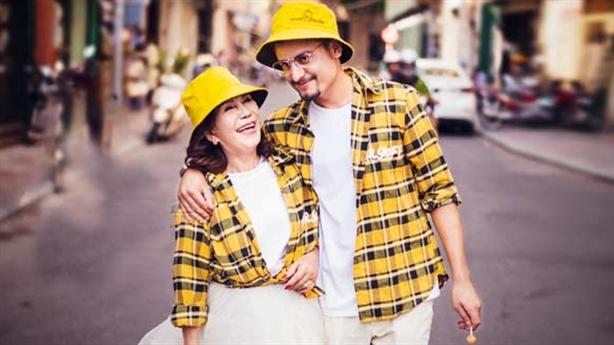 Vợ Việt 65 tuổi, chồng ngoại quốc 24 tuổi: 'Tôi hạnh phúc'