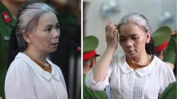 Vì sao tóc bị cáo vụ nữ sinh giao gà bạc trắng?