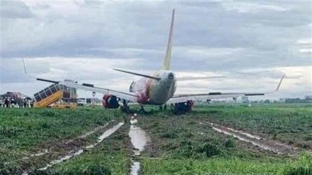Máy bay trật khỏi đường băng: Lỗi lớn ở phi công