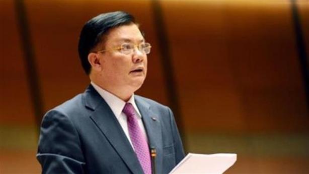 Bộ trưởng Tài chính: Mở tờ khai