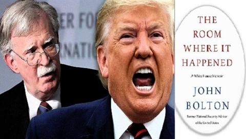 John Bolton: Ông Trump đối ngoại như…'giao dịch bất động sản'