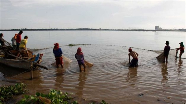 Thủy sản Mekong quan trọng nhất thế giới: Loay hoay cá hay...điện?