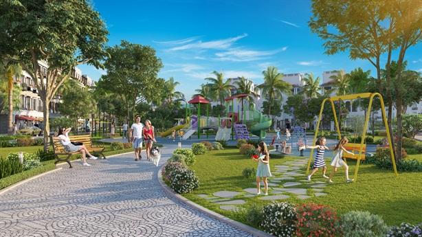 Sun Grand City Feria - hưởng thụ cuộc sống giới thượng lưu