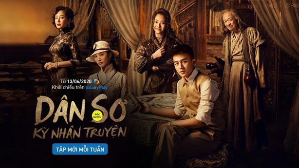 Dân Sơ Kỳ Nhân Truyện độc quyền trên Galaxy Play Việt Nam