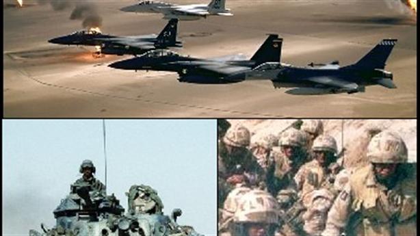 Desert Storm làm thay đổi chiến tranh trên không thế nào?