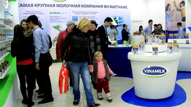 Vinamilk mở cánh cửa xuất khẩu sữa vào EAEU