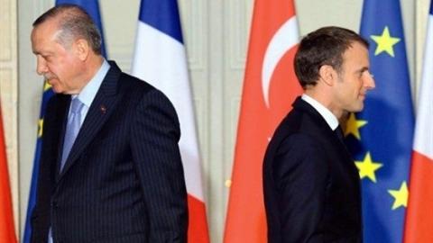 Pháp đề xuất đuổi Thổ Nhĩ Kỳ khỏi NATO