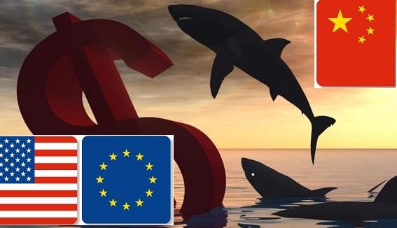 Mỹ, EU sợ 'cá mập' Trung Quốc