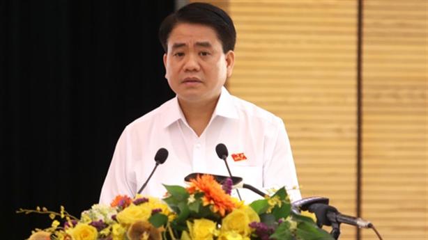 Chủ tịch Hà Nội: Chỉ tiếp nhận đường sắt Cát Linh khi...
