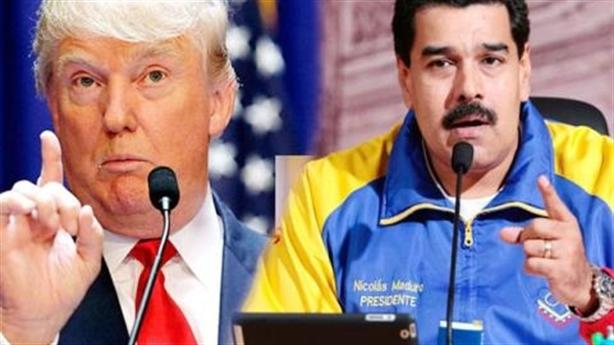 Venezuela: Ông Trump gia cố chân quyền lực cho Manduro