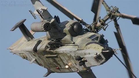 Trực thăng siêu tốc mới của Mỹ thua xa Ka-50 Black Shark