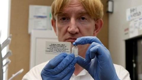 Anh Mỹ công bố thử vắc xin COVID-19, ông Putin lên tiếng