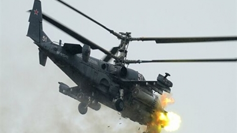 Ai Cập 'tuyên chiến' với Thổ Nhĩ Kỳ, Ka-52 xuất trận