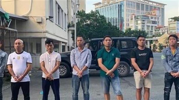 Gia đình doanh nhân bị chặn xe, cướp 35 tỷ đồng