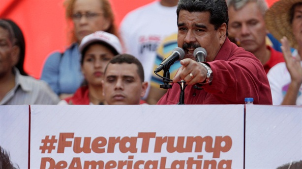 Tổng thống Mỹ lại sửa lời về Venezuela: Maduro must go?