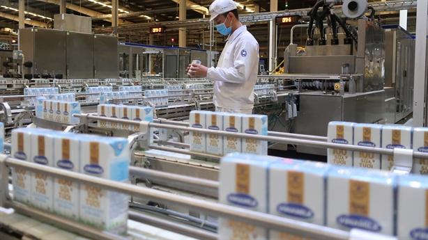 Vinamilk là thương hiệu được mua nhiều nhất 8 năm liên tiếp