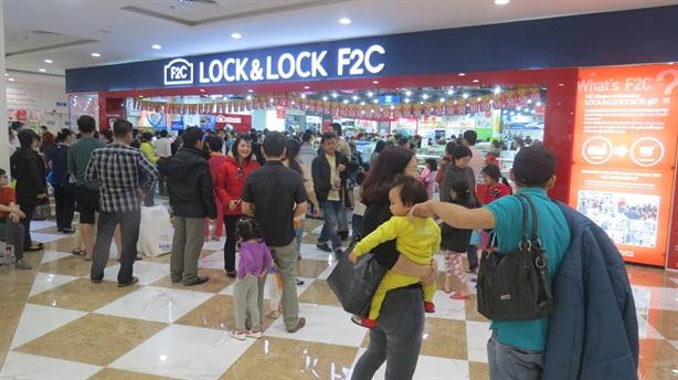 Hè tưng bừng với LOCK&LOCK HOT SALE-50%++ tại LOCK&LOCK F2C Đà Nẵng