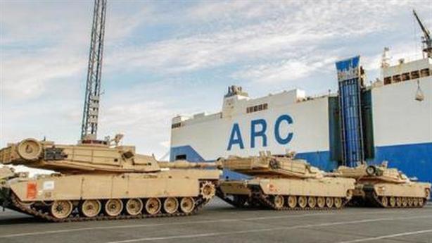 Mỹ xác nhận chuyển quân khỏi Đức, Nga phản ứng nóng