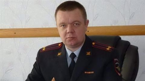 Trung tá cảnh sát Nga bị bắt vì làm việc cho Ukraine
