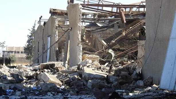Israel không kích trúng 3 nhà máy thức ăn gia súc