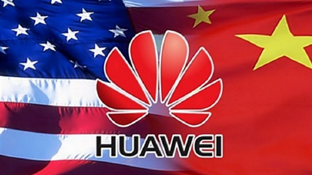 Mỹ công bố Huawei được quân đội Trung Quốc hỗ trợ