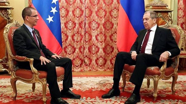 Nga: Venezuela là tường chắn chống lại Học thuyết Monroe
