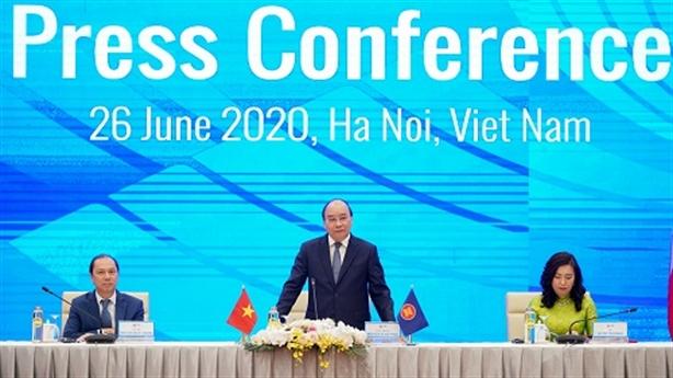 ASEAN mong muốn phát triển kinh tế trong hòa bình