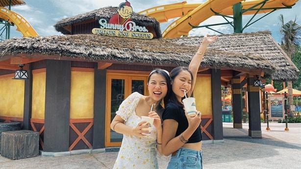 Hot blogger Hà Trúc: Du lịch cực chất tại Phú Quốc