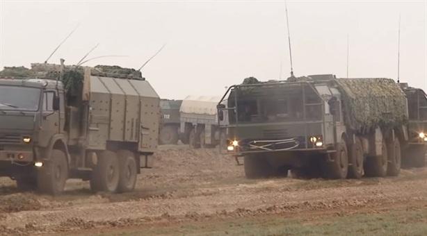 Nga cắm chốt Iskander-M khi quay lại Syria