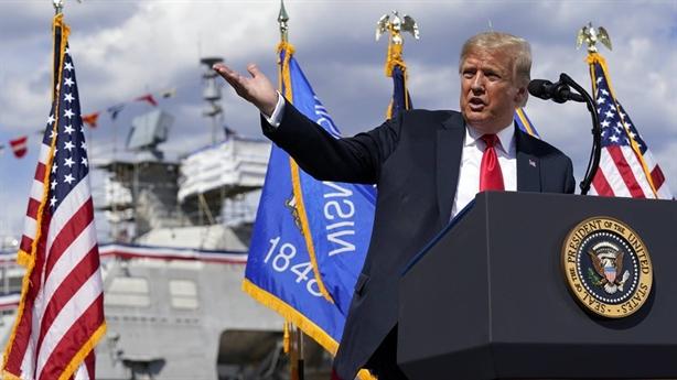 Bầu cử Mỹ 2020: Ông Trump muốn chia rẽ nước Mỹ?